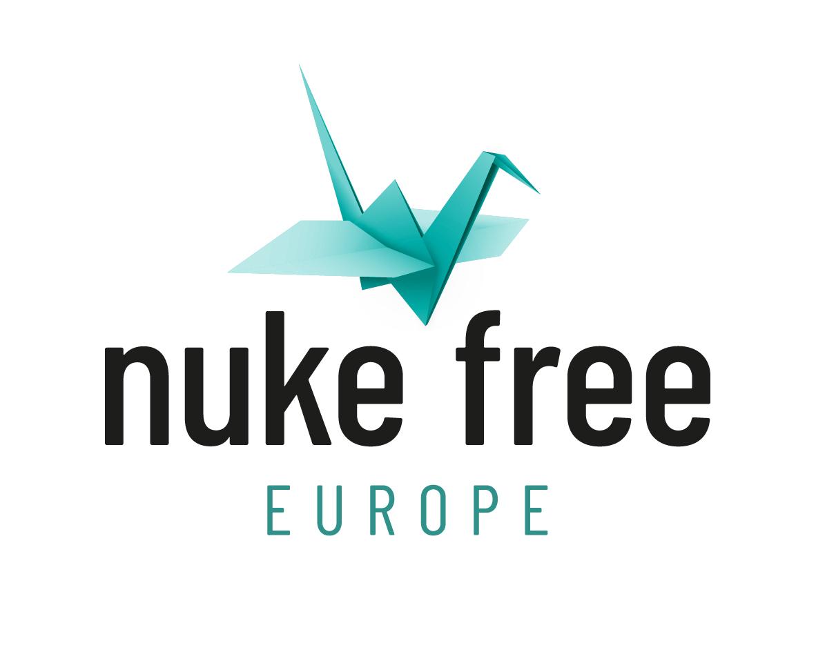 NUKE FREE EUROPE Logo jpg